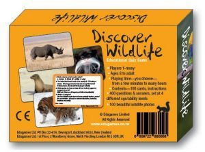 barcode on packaging discover wildlife